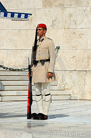 Greek Presidential guard change,Athens,Greece Editorial Stock Photo