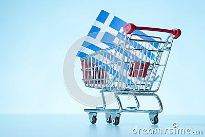 Greek property sale