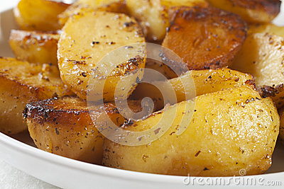 Greek Roast Potatoes