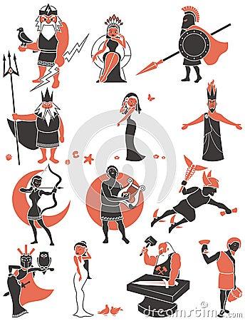 Free Greek / Roman Gods Royalty Free Stock Photos - 28481838