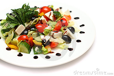 Greek Salad - gourmet food