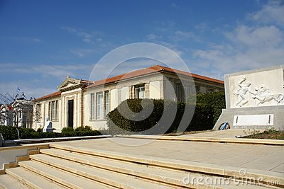 Greek school in paphos, Cyprus