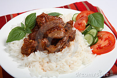 Greek-style lamb stew