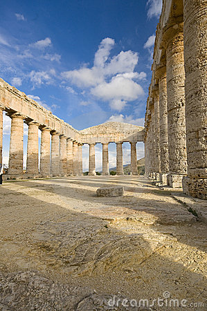 The Greek Temple sicily