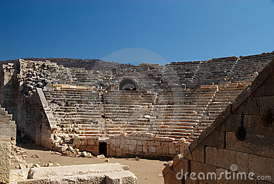 Greek Theater, Patara, Turkey