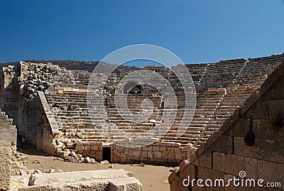 Greek Theater, Patara, Turkey