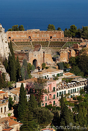 Greek Theater, Taormina, Sicily