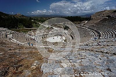 Greek Theatre of Ephesus
