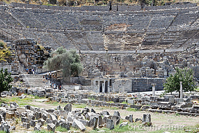 Greek Theatre of Ephesus