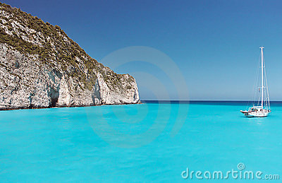 Greek Turquoise Bay