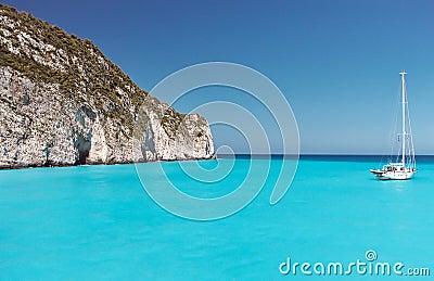 Greek Turquoise Bay