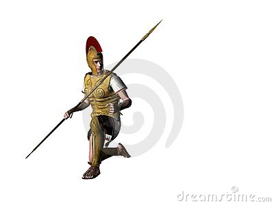 Greek Warrior 13