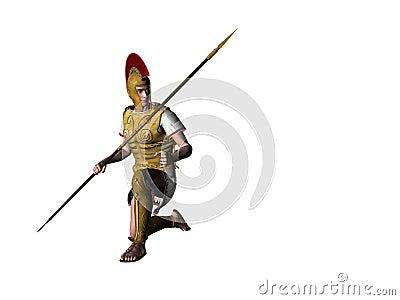 Greek Warrior 13
