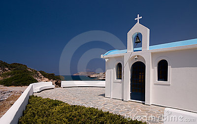GREEK WHITE CHAPEL