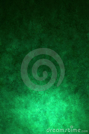 Green Abstract Christmas Background