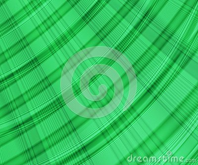 Green Abstract Plaid Background