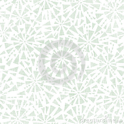 Free Green Abstract Triangles Textile Texture Seamless Stock Photo - 43757810
