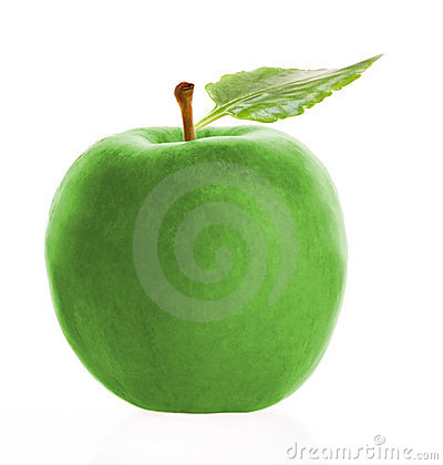 Free Green Apple Royalty Free Stock Images - 18803359