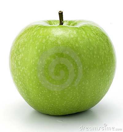 Free Green Apple Royalty Free Stock Images - 23275269