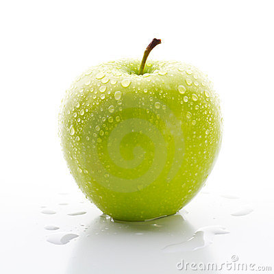Free Green Apple Stock Photos - 23965603