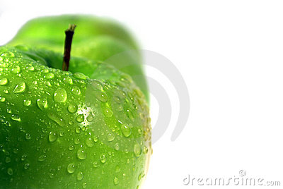 Green Apple 3