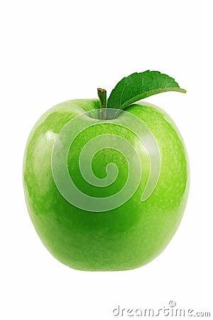 Free Green Apple Stock Photo - 3499620