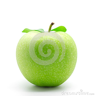 Free Green Apple Royalty Free Stock Photo - 40637555