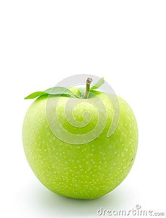 Free Green Apple Royalty Free Stock Image - 46020226