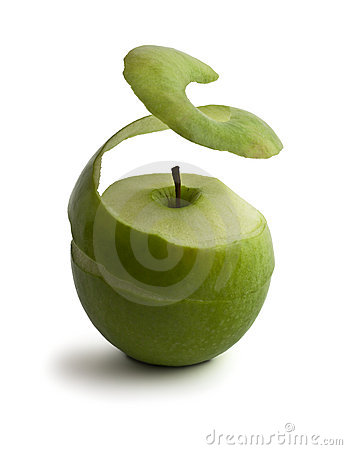 Free Green Apple Royalty Free Stock Images - 4714249