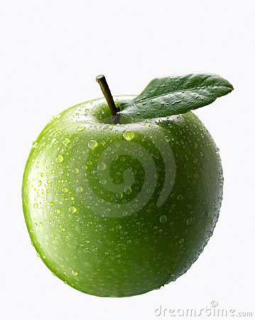 Free Green Apple Royalty Free Stock Images - 5235149