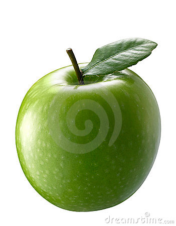 Free Green Apple Stock Photos - 5235233