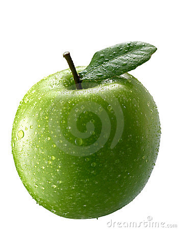 Free Green Apple Stock Photo - 5303800