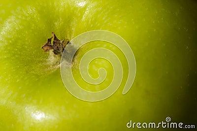 Green Apple skin background