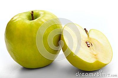 Green apples-4