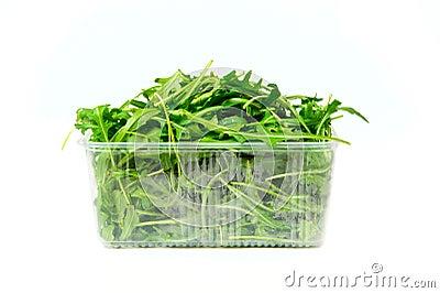 Green arugula
