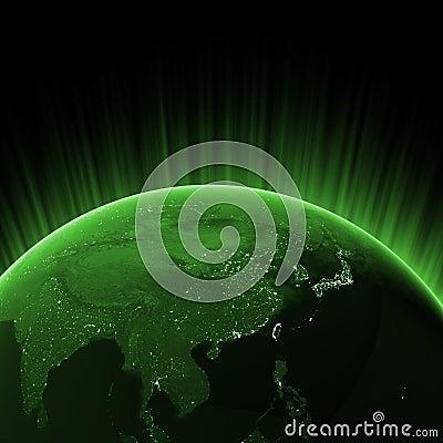 Green Asia