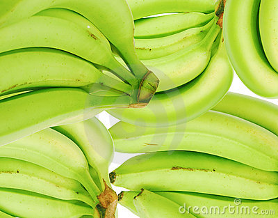 Green bananas america