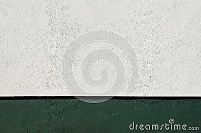 Green baseboard