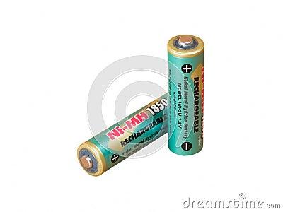 A green battery