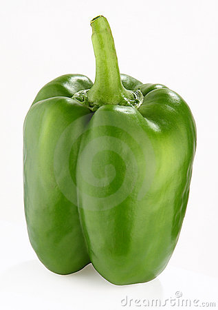 Free Green Bell Pepper Stock Photos - 14406583