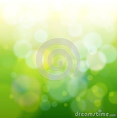 Free Green Bokeh Abstract Light Stock Photo - 14246710