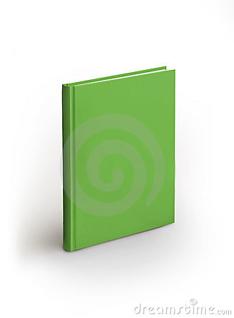 Green Book Royalty Free Stock Photo Image 9029165