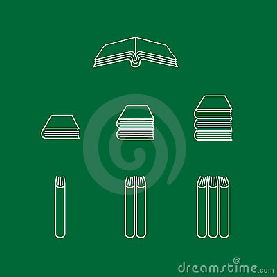 Green Book Icons - Series 1
