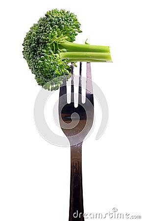 Green broccoli diet