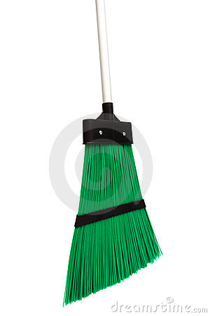Green broom