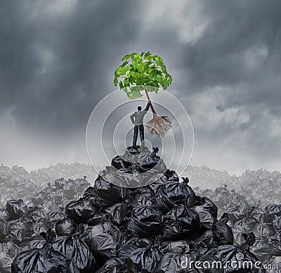 Free Green Businessman Stock Photography - 44067862