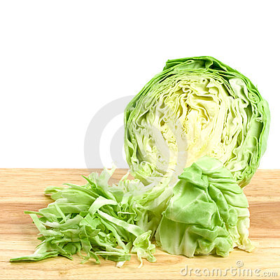 Free Green Cabbage Royalty Free Stock Photos - 14389078
