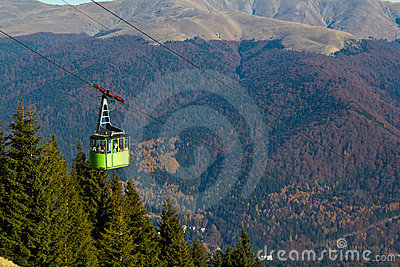 Green cableway