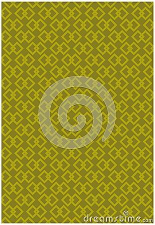 Green chains texture