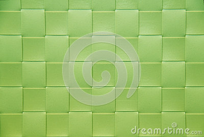 Green checkered Placemat, background and